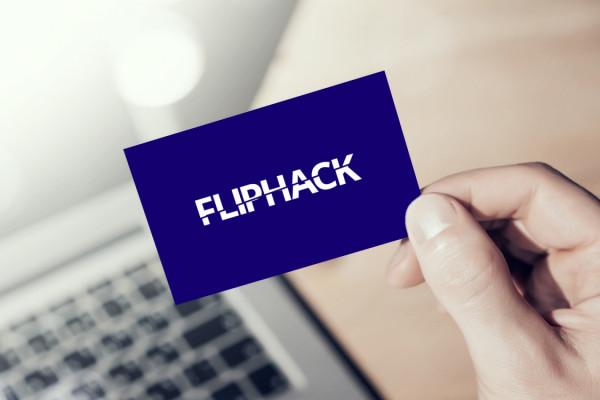 Sample branding #2 for Fliphack