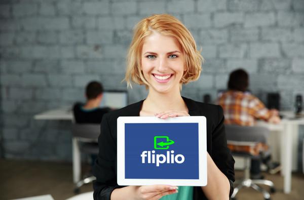 Sample branding #2 for Fliplio