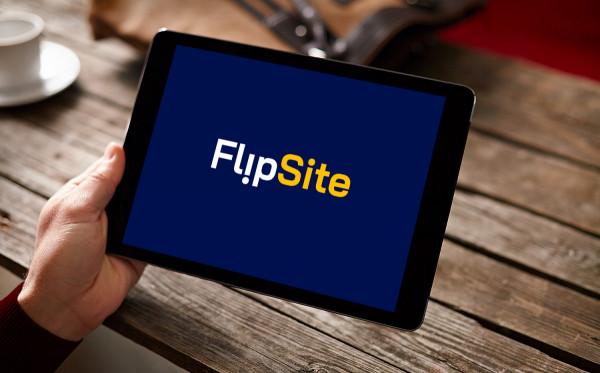 Sample branding #3 for Flipsite