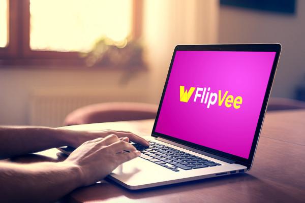 Sample branding #2 for Flipvee