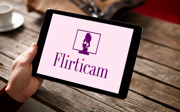 Sample branding #3 for Flirticam