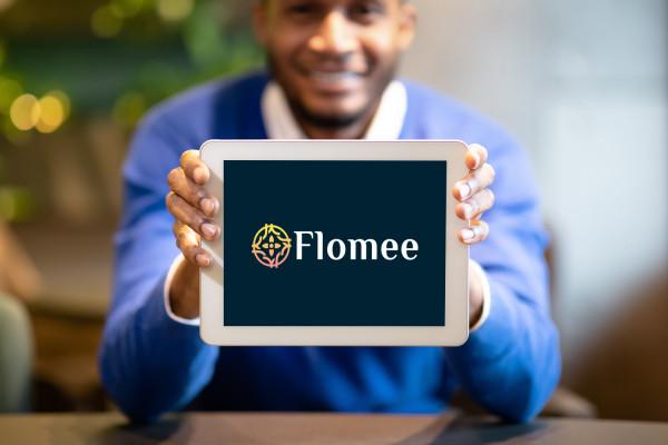 Sample branding #1 for Flomee