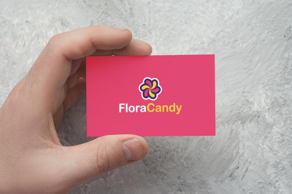 Sample branding #2 for Floracandy