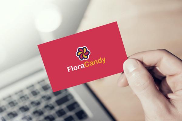 Sample branding #3 for Floracandy