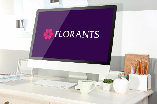 Sample branding #1 for Florants