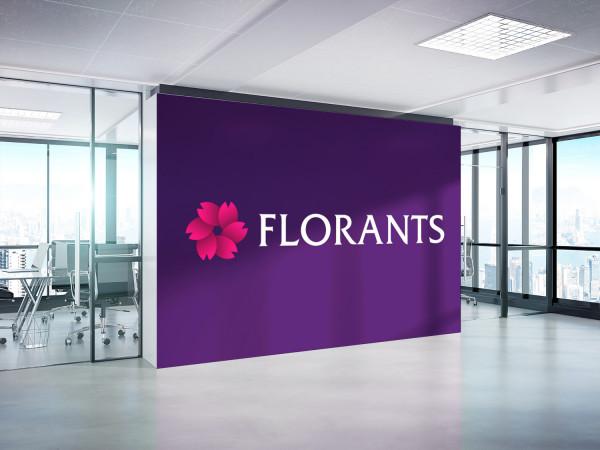Sample branding #2 for Florants