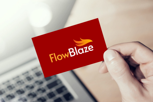 Sample branding #1 for Flowblaze