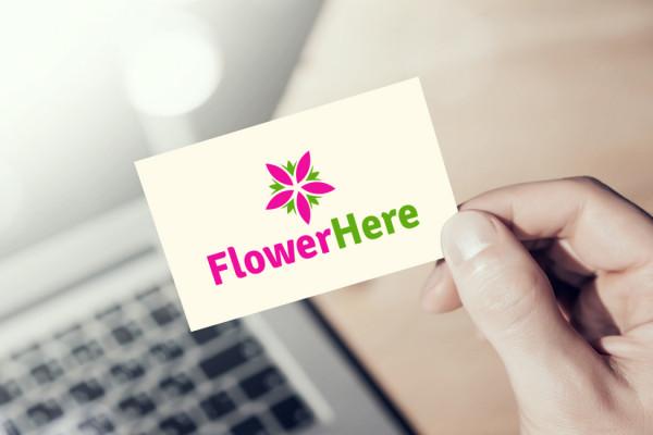 Sample branding #3 for Flowerhere