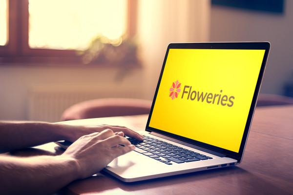 Sample branding #2 for Floweries