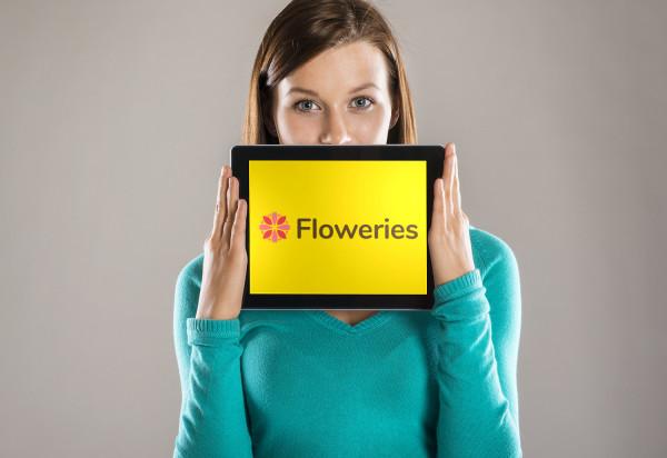 Sample branding #3 for Floweries