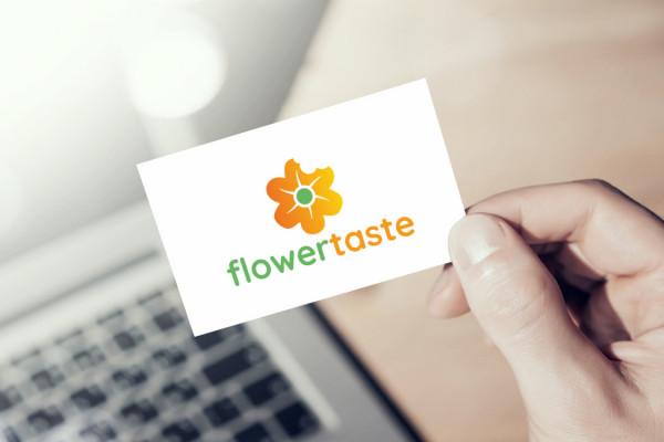 Sample branding #3 for Flowertaste