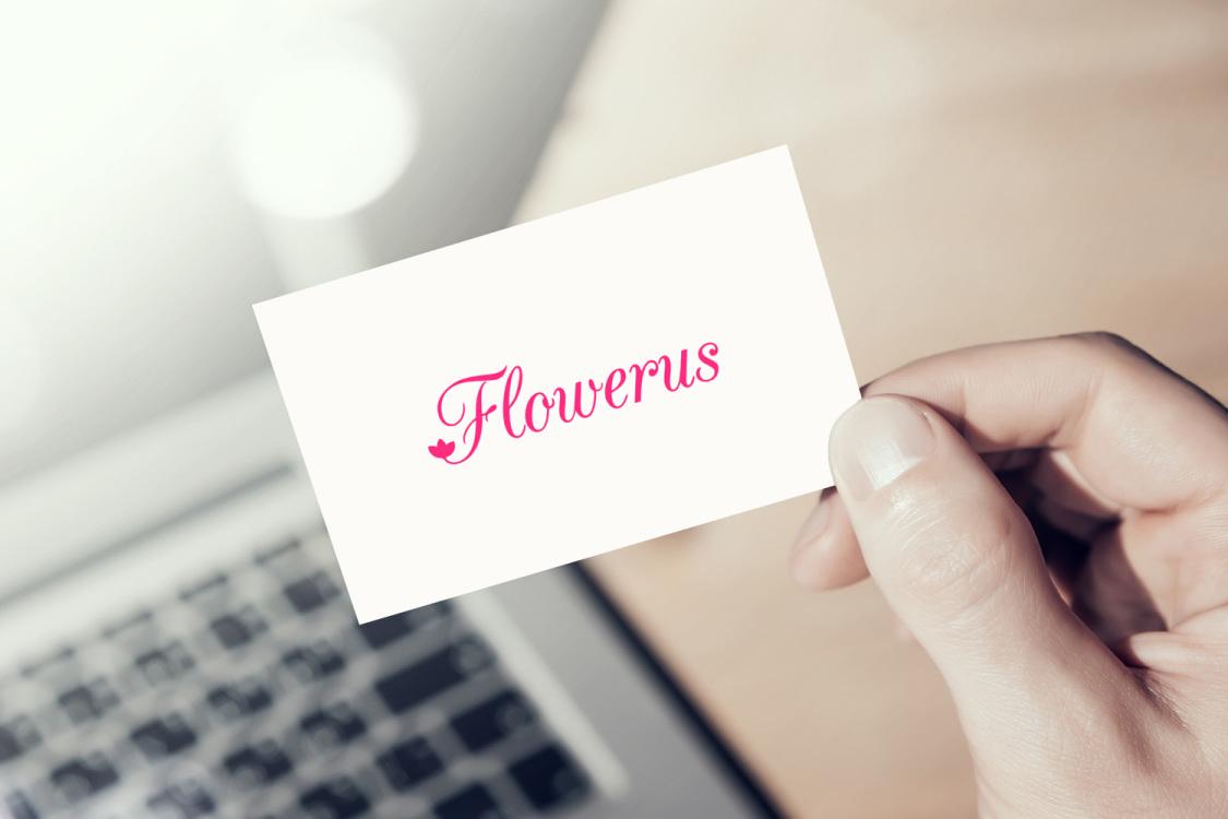 Sample branding #3 for Flowerus