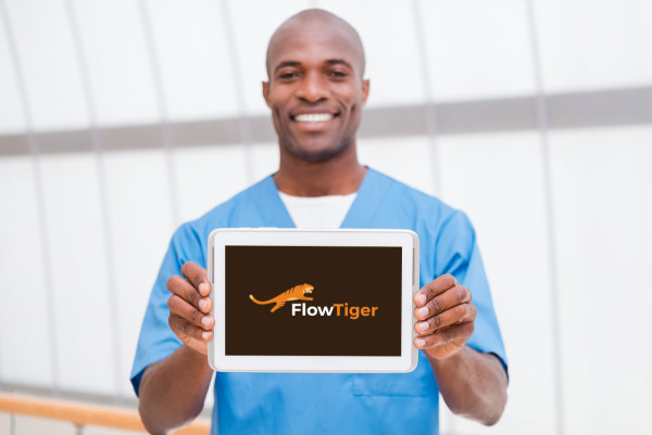 Sample branding #1 for Flowtiger