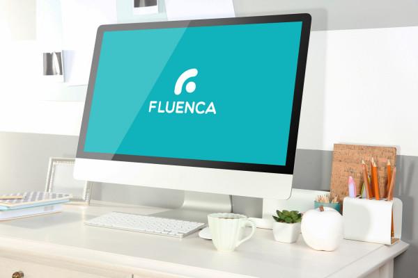 Sample branding #1 for Fluenca