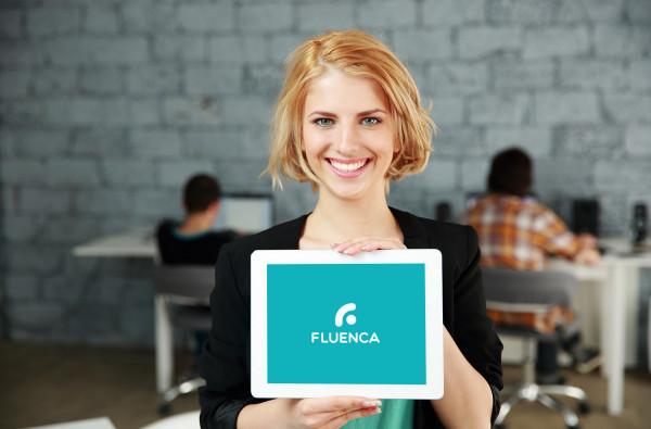 Sample branding #3 for Fluenca