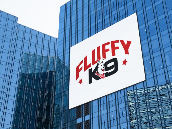 Sample branding #2 for Fluffyk9