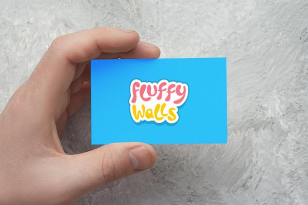 Sample branding #1 for Fluffywalls