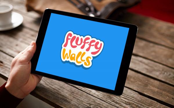 Sample branding #2 for Fluffywalls