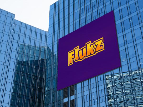 Sample branding #3 for Flukz