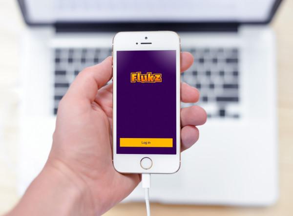 Sample branding #2 for Flukz