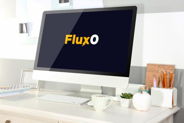 Sample branding #3 for Flux0