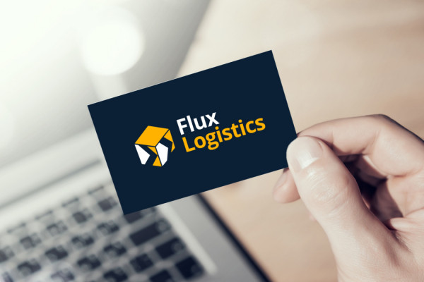 Sample branding #1 for Fluxlogistics
