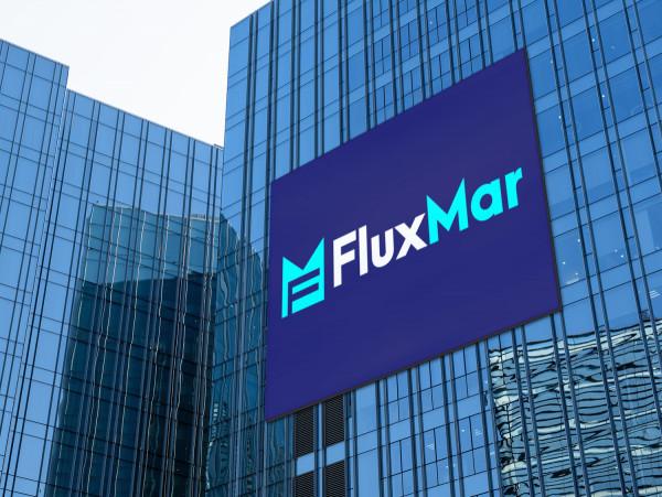 Sample branding #3 for Fluxmar