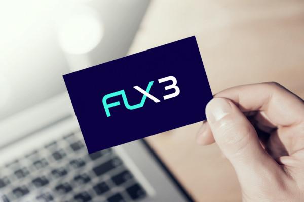 Sample branding #1 for Flx3