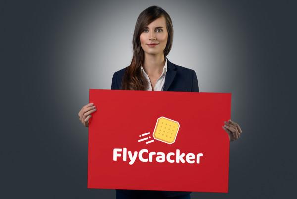 Sample branding #1 for Flycracker