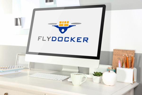 Sample branding #2 for Flydocker