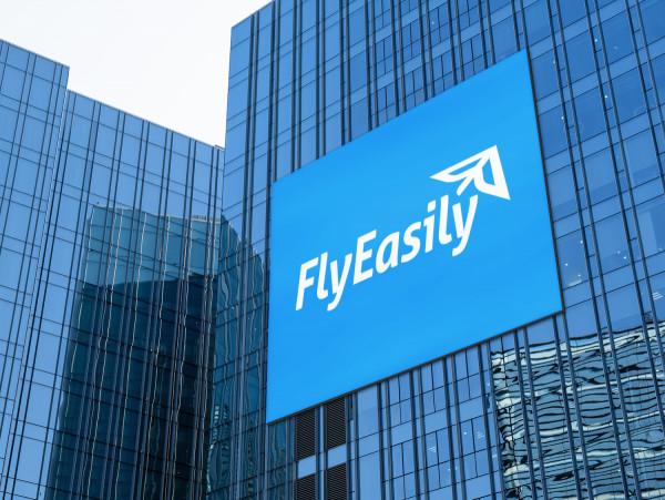 Sample branding #3 for Flyeasily