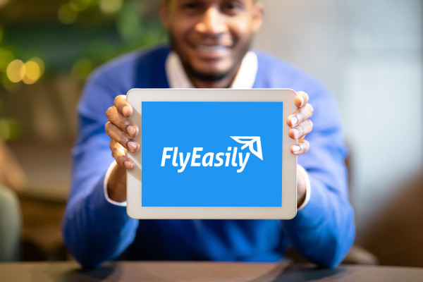 Sample branding #1 for Flyeasily