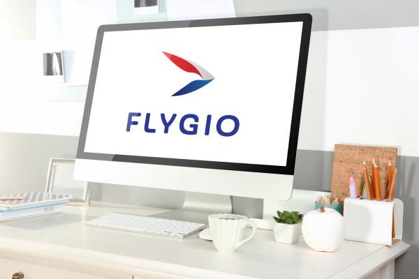 Sample branding #3 for Flygio