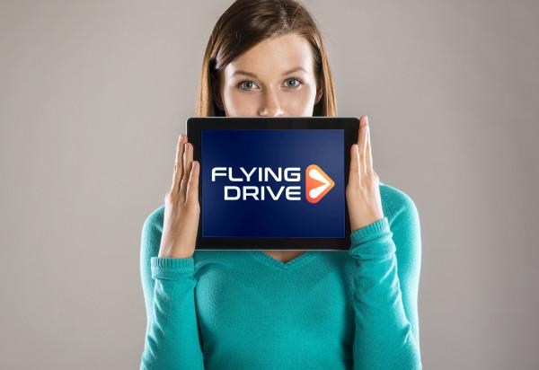Sample branding #2 for Flyingdrive