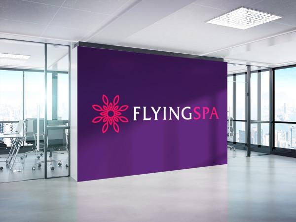 Sample branding #3 for Flyingspa