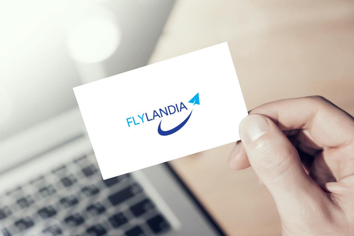 Sample branding #2 for Flylandia