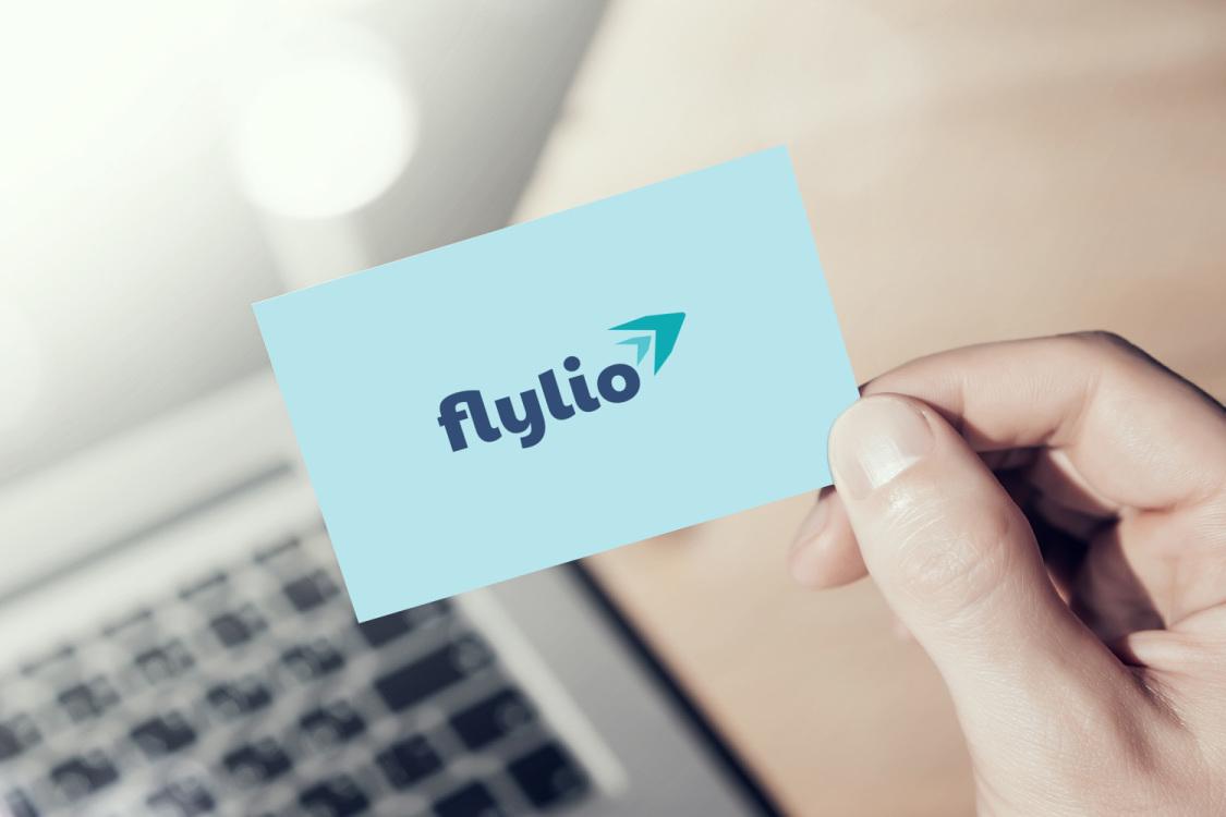 Sample branding #1 for Flylio