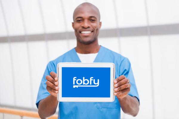 Sample branding #2 for Fobfy