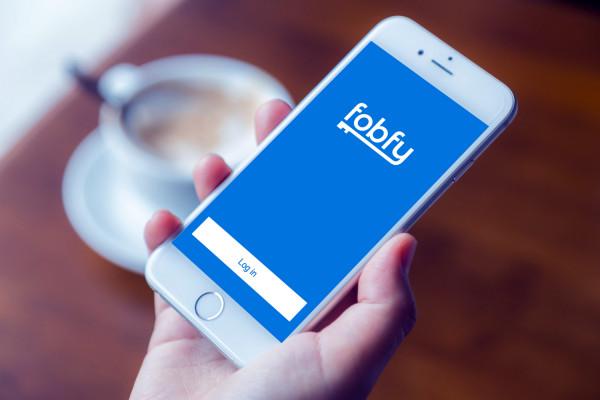 Sample branding #3 for Fobfy