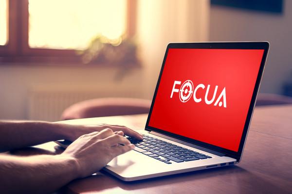 Sample branding #2 for Focua