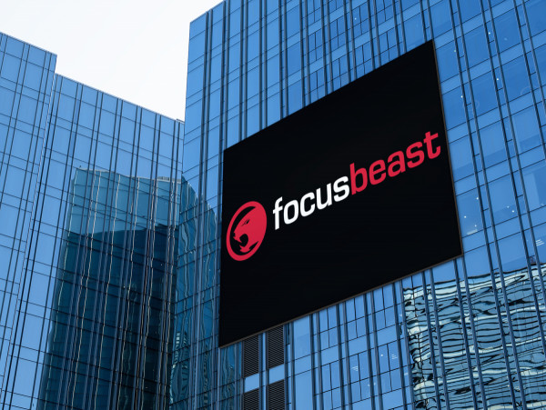 Sample branding #2 for Focusbeast