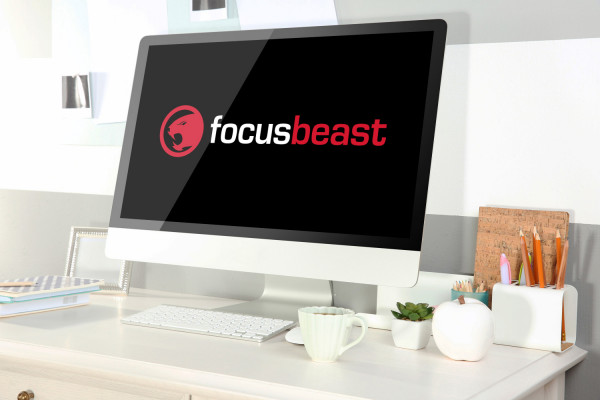 Sample branding #1 for Focusbeast