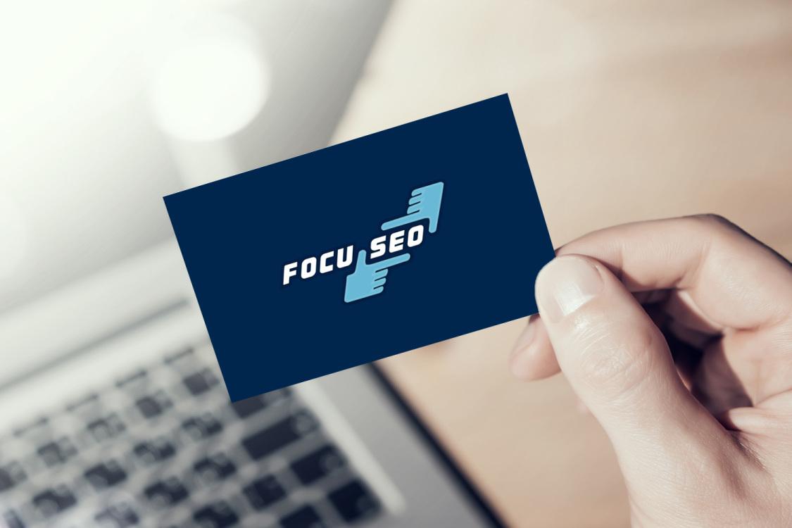 Sample branding #2 for Focuseo