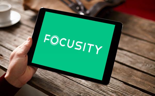 Sample branding #1 for Focusity