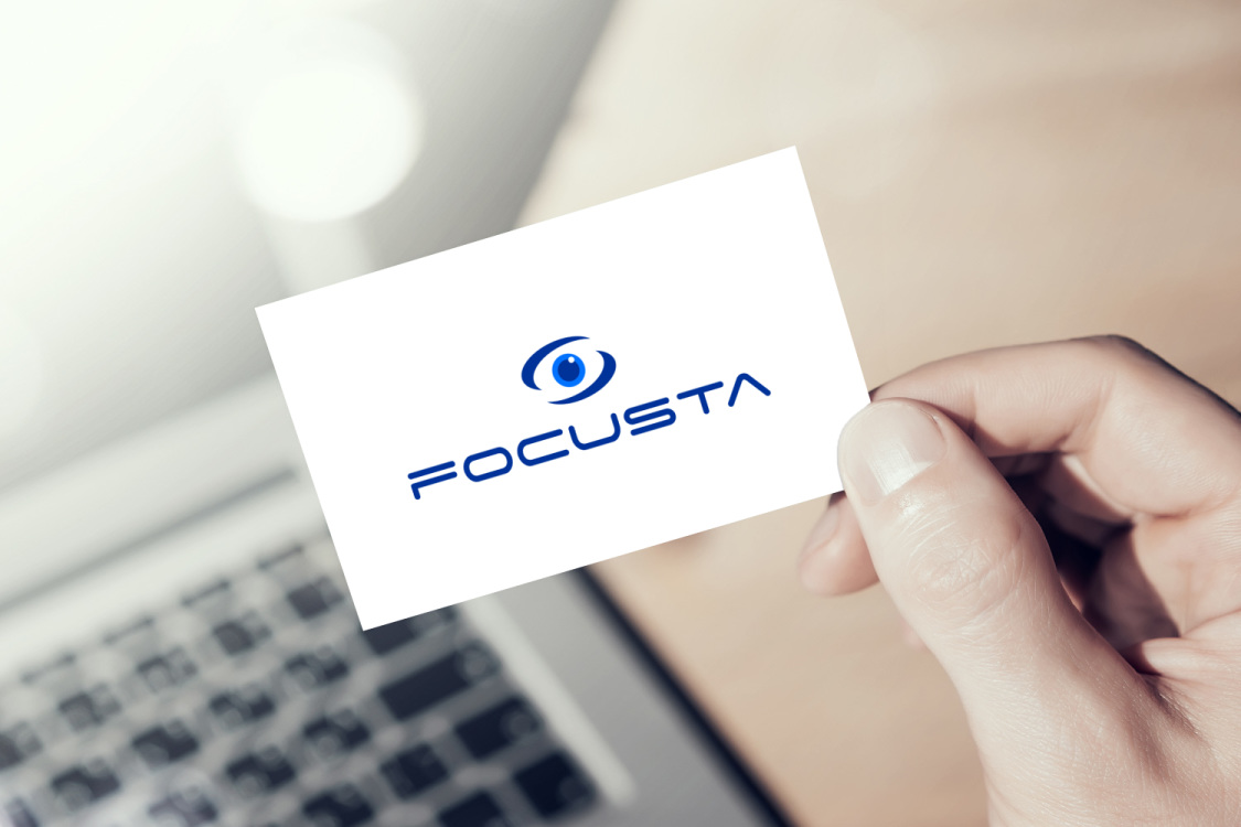 Sample branding #1 for Focusta
