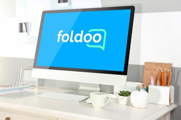 Sample branding #3 for Foldoo