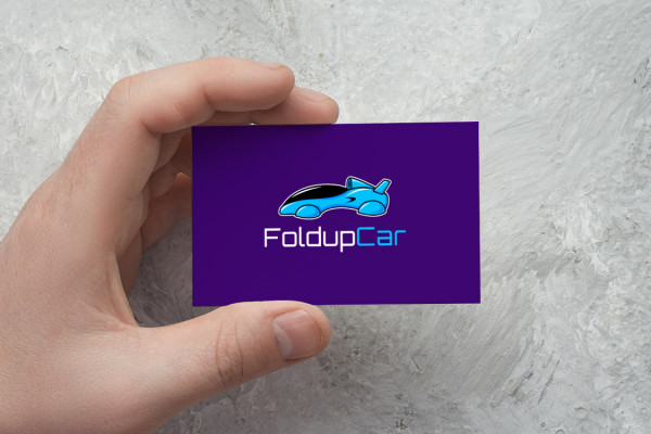 Sample branding #3 for Foldupcar