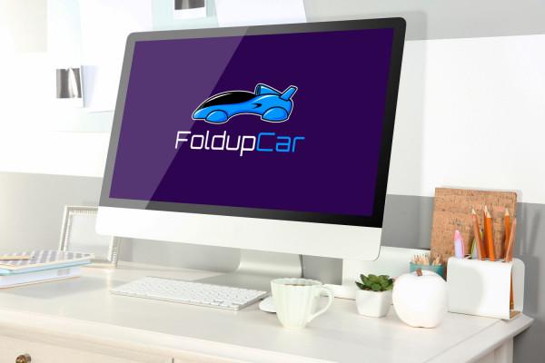 Sample branding #1 for Foldupcar