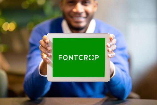 Sample branding #3 for Fontcrop