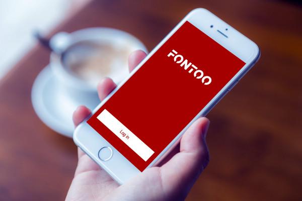 Sample branding #1 for Fontoo